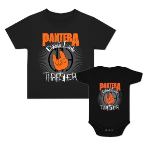 Pantera Daddy's Little Thrasher Bundle