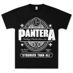 Pantera Stronger Than All XXX T-Shirt