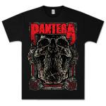 Pantera 101 Proof Skull T-Shirt