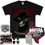 Cowboys from Hell 20th Anniversary Texas Shaped Box Set
