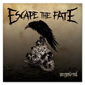 Escape The Fate - Ungrateful Deluxe CD