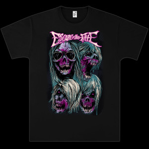 Escape the Fate Escape A.D. T-Shirt