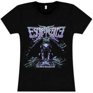 Escape The Fate Gargoil Girlie T-Shirt