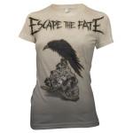 Escape the Fate Ungrateful Sublimated Jr. T-Shirt