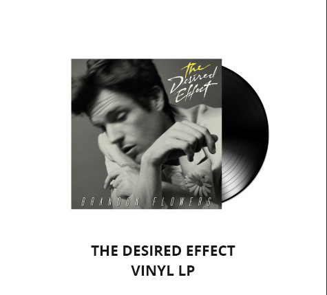 The Desired Effect Vinyl LP