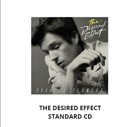 The Desired Effect Standard CD