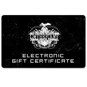 Corey Taylor Electronic Gift Certificate