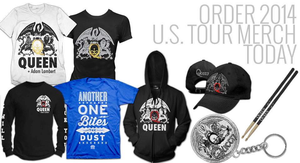 2014 Tour Merch