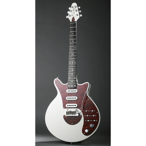Brian May Special - White - USA/Canada