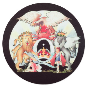 Queen A Day At The Races Slip Mat