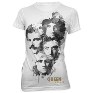 Queen Forever Ladies T-Shirt