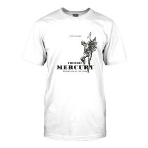 Messenger of the Gods White T-Shirt