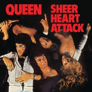Sheer Heart Attack (Studio Collection) Black Vinyl LP