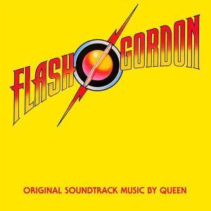 Flash Gordon (Studio Collection) Black Vinyl LP