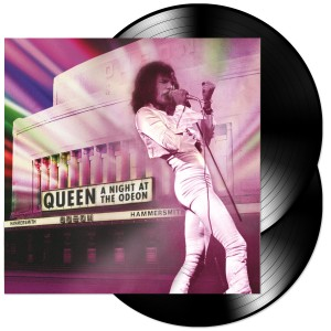 Queen - A Night At The Odeon Double LP Set