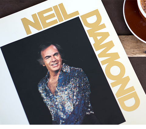 Neil Diamond Tour Merchandise