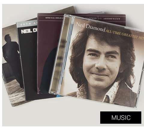 Neil Diamond Music