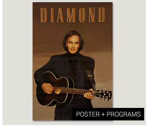 Neil Diamond Posters