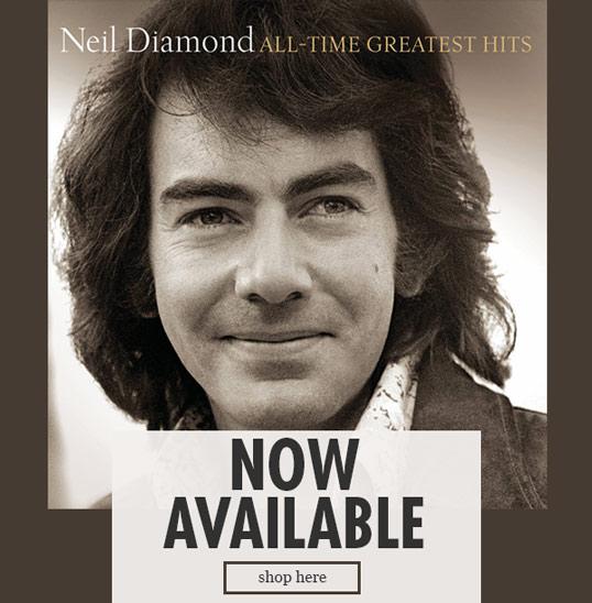 Neil Diamond All Time Greatest Hits