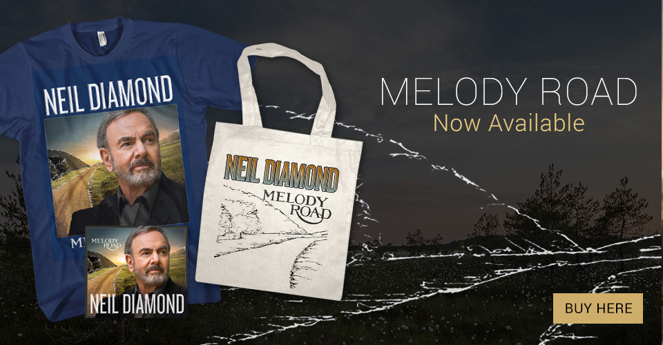 Neil Diamond Melody Road