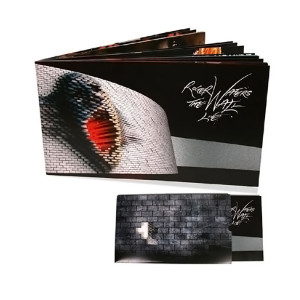 Roger Waters The Wall Live 2011 European Tour Program