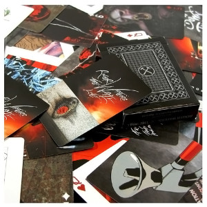 Roger Waters The Wall Live Playing Cards