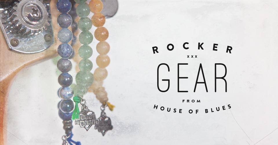 House of Blues Beaded Bracelet