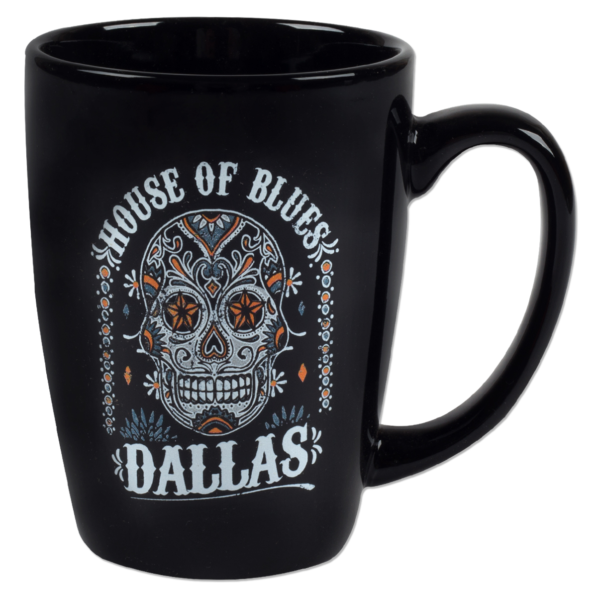 Sugar Skull Mug - Dallas