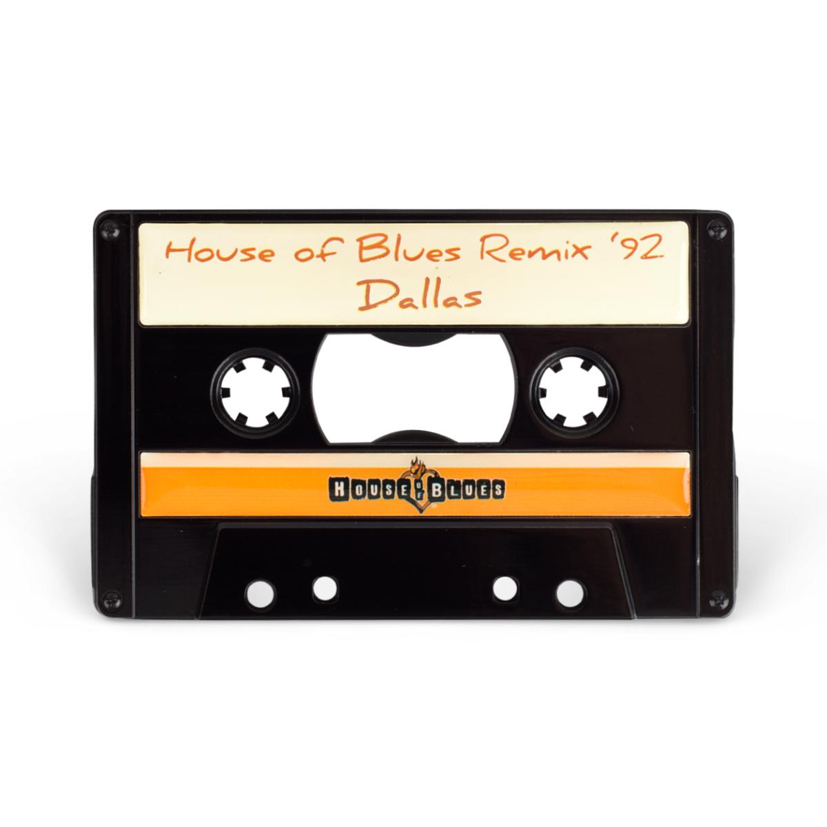 Cassette Opener Magnet – Dallas