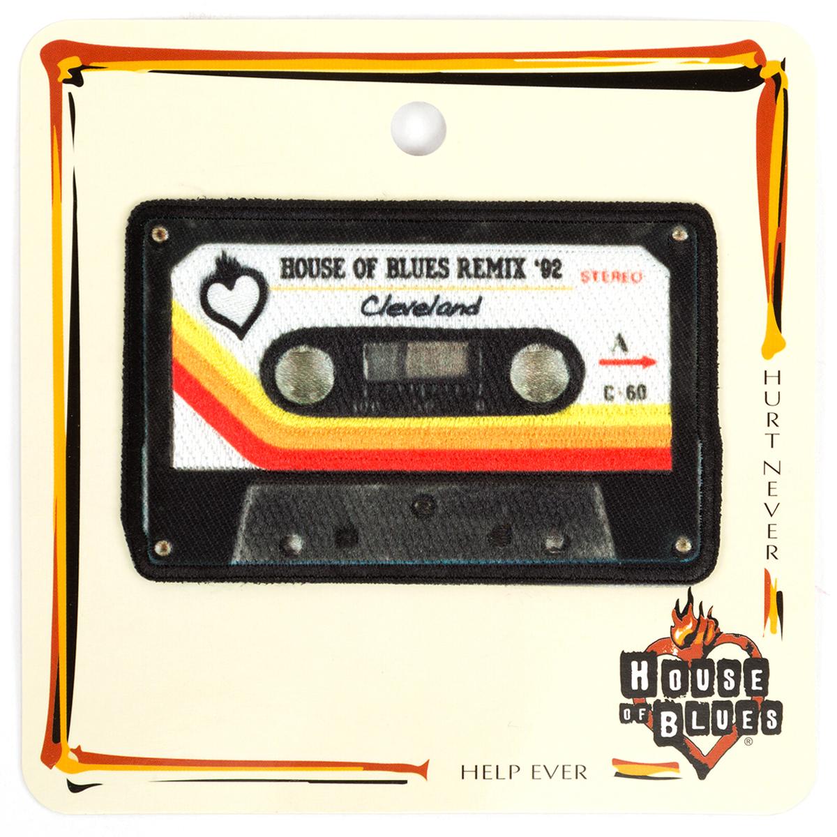 Cassette Patch – Cleveland
