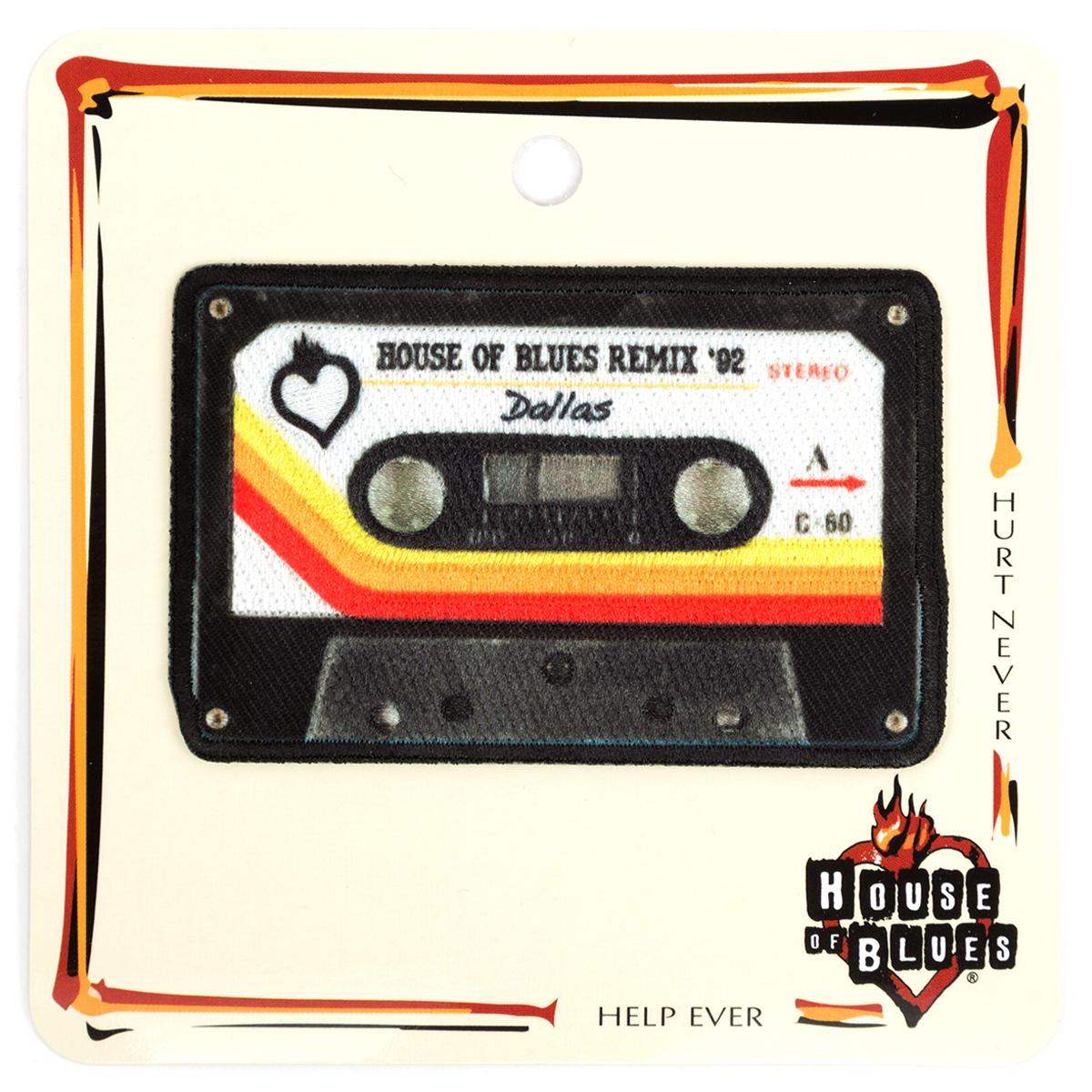 Cassette Patch – Dallas