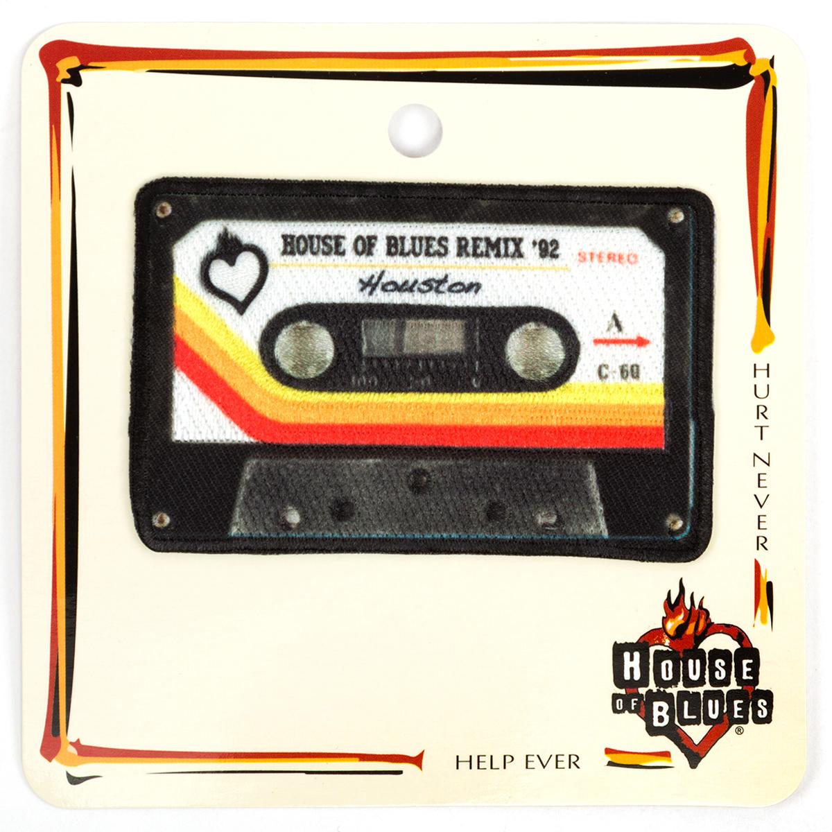 Cassette Patch – Houston
