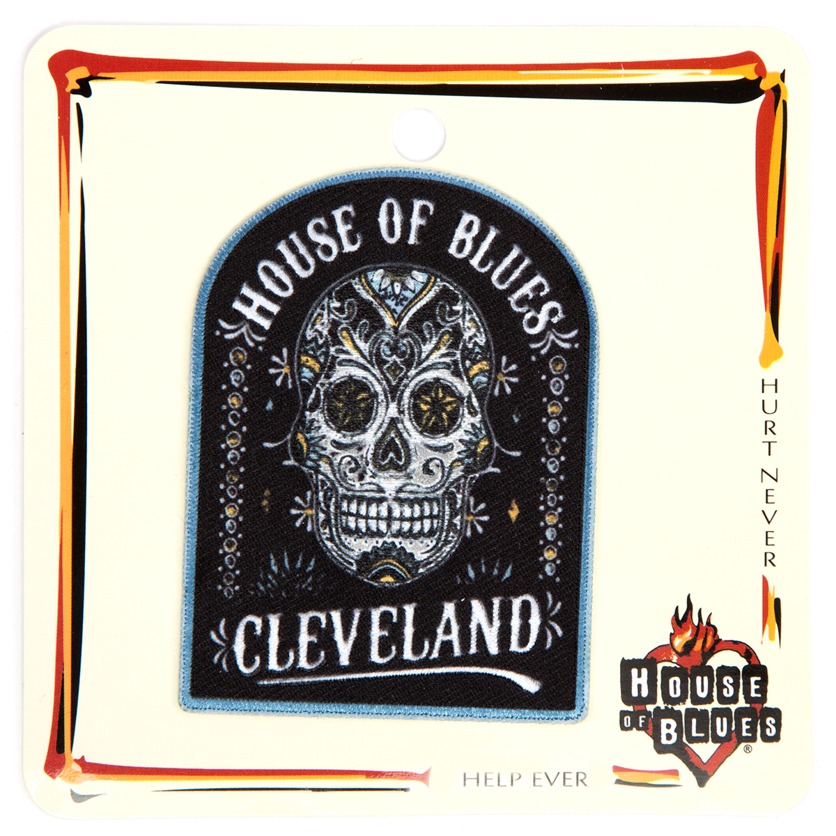 Skull Patch – Cleveland