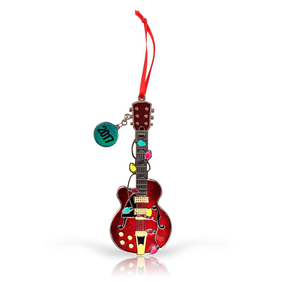 HOB 2017 Guitar Ornament
