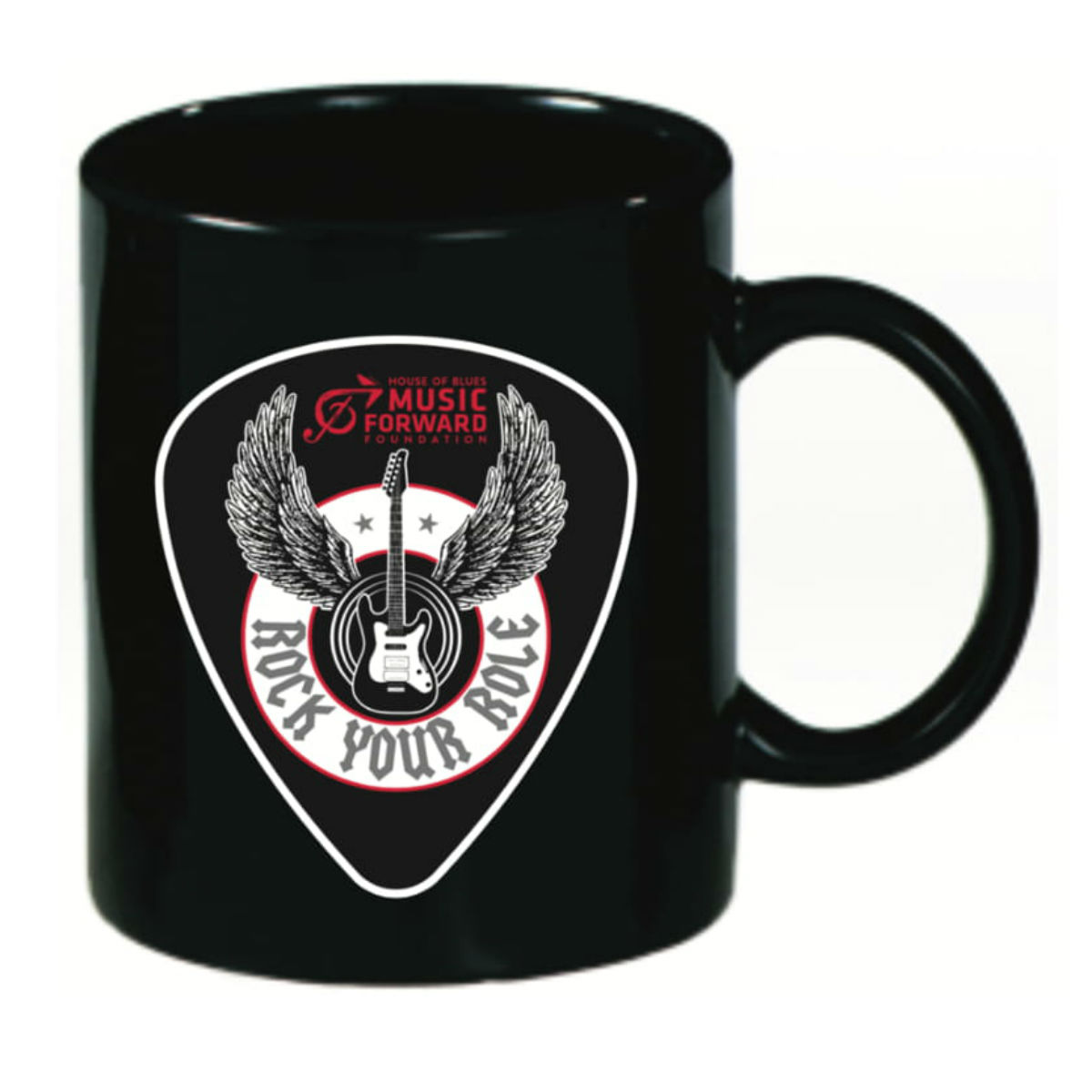 Rock your Roll MF Mug