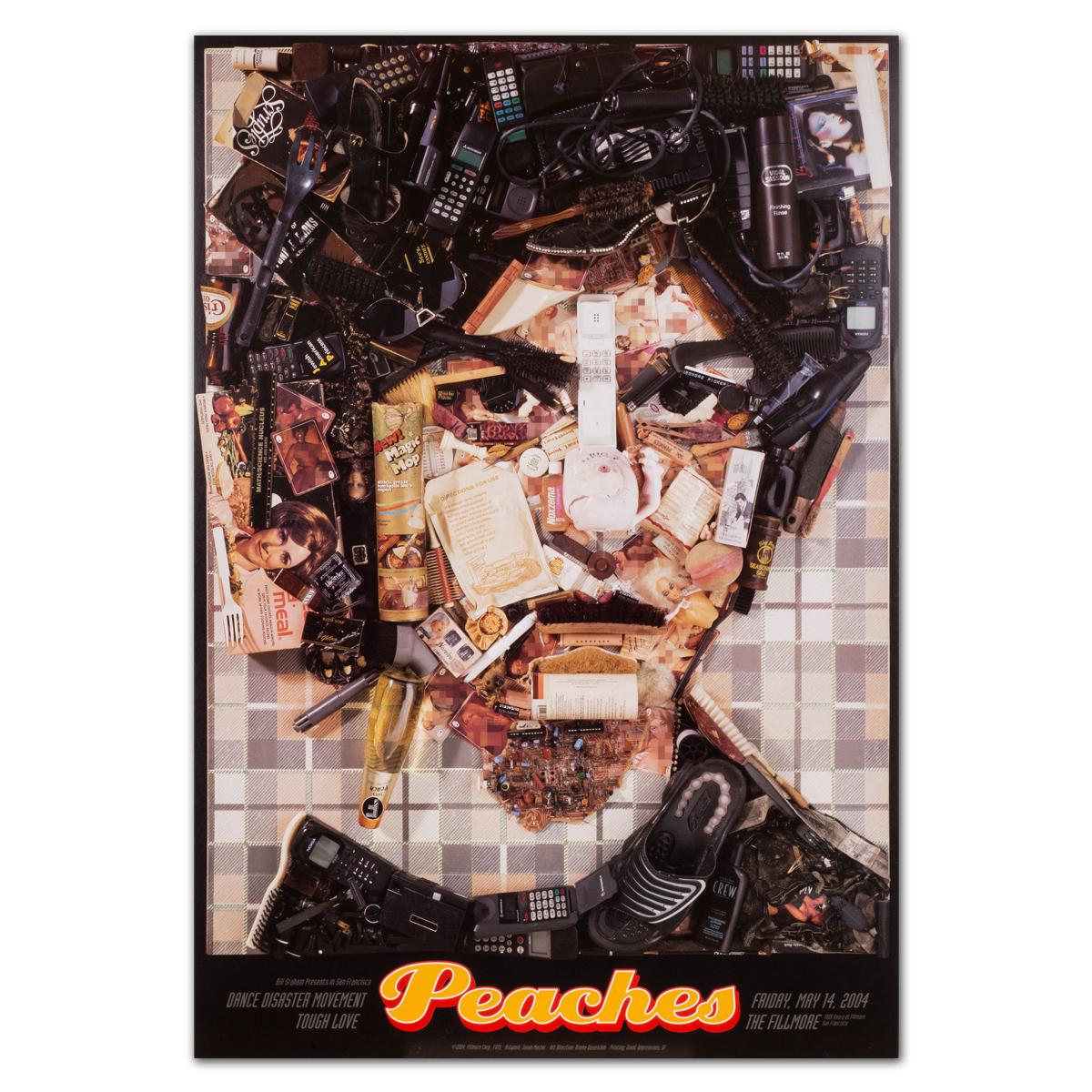 Fillmore - Peaches 5/14/2004 Poster