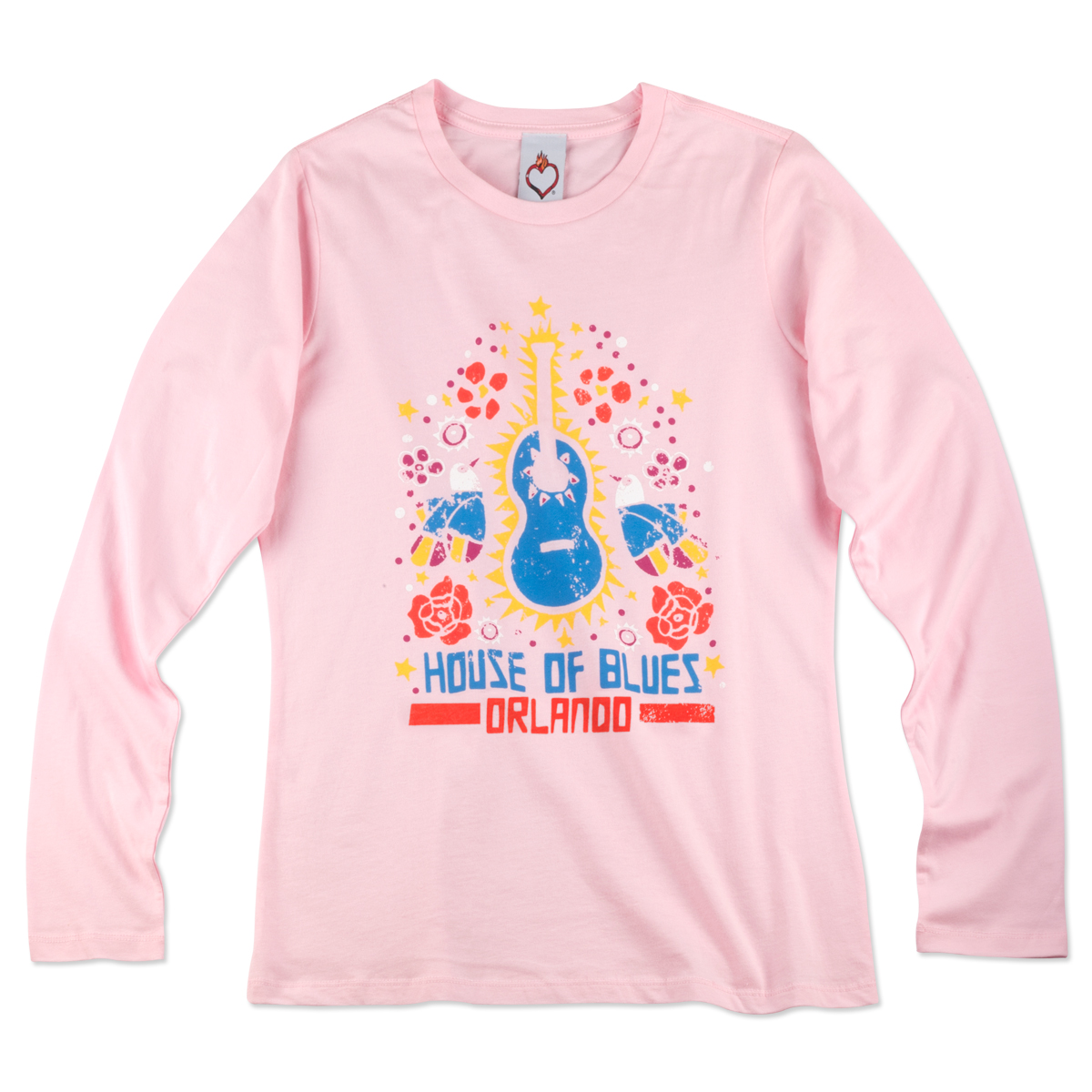 Guitar De Guadalupe Women's Tee