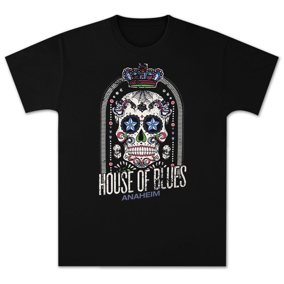 Crown Skull Men's T-Shirt