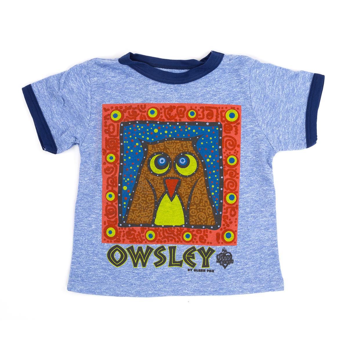 Kids Owlsey Tee