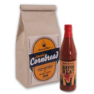 House of Blues Cornbread and Bayou Heat Bundle