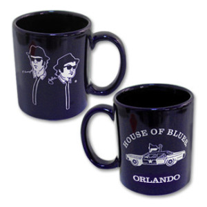 House of Blues J&E Mug - Orlando