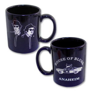 House of Blues J&E Mug - Anaheim