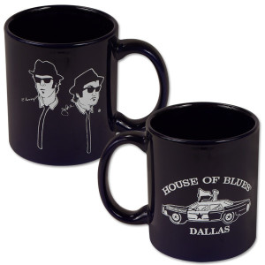 House of Blues J&E Mug - Dallas