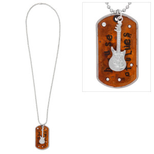 House of Blues Dog Tag