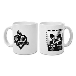 Jake and Elwood Mug Shot Coffee Mug