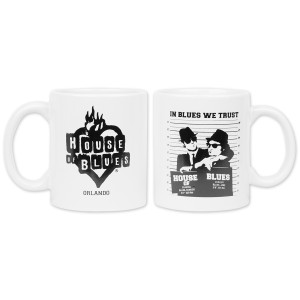 Mug Shot Orlando Coffee Mug