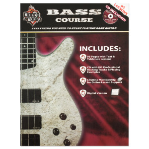 House of Blues Bass Guitar Course Book