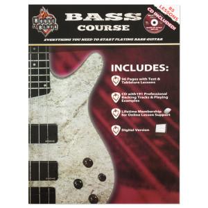 Bass Guitar Course Book