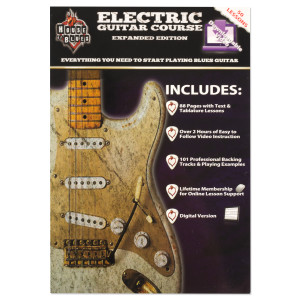 House Of Blues Guitar Course Expanded Edition