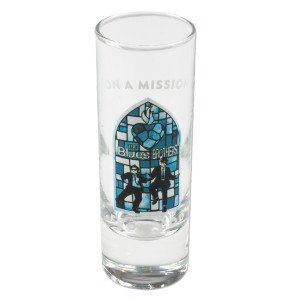 Stainglass Shot Glass
